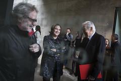 dj., 15/11/2018 - 11:08 - Inauguració donació 6 escultures Museu Can Framis 04