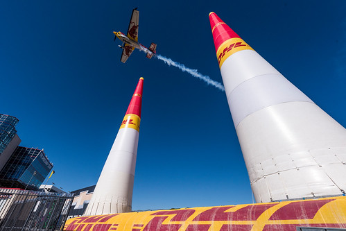 Kirby Red Bull Air Race Fort Worth Free Practice
