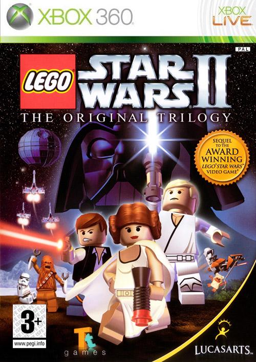 Détails sur Lego Star Wars II The Original Trilogy XBox 360 * en excellent état * afficher le titre d'origine
