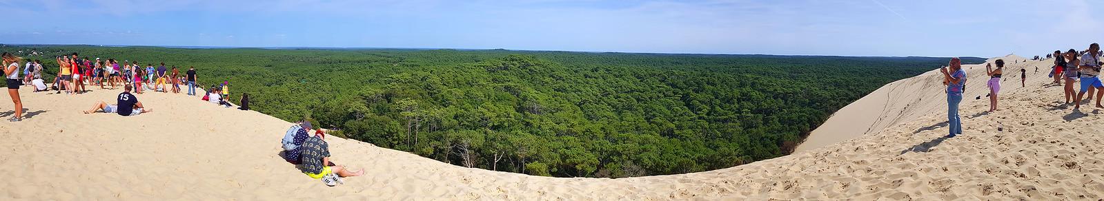 Dune du Pilat Francia Burdeos dune du pilat - 31094139587 4189c23bf6 h - Dune du Pilat, la duna de arena más alta de Europa