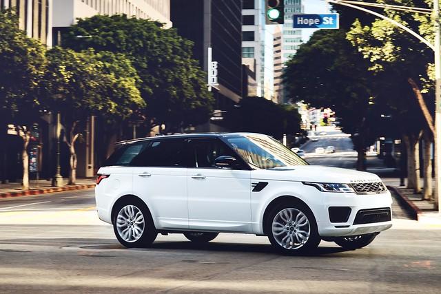 Comprar Land Rover Range Rover Sport
