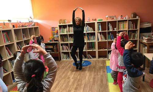 Histórias com Yoga