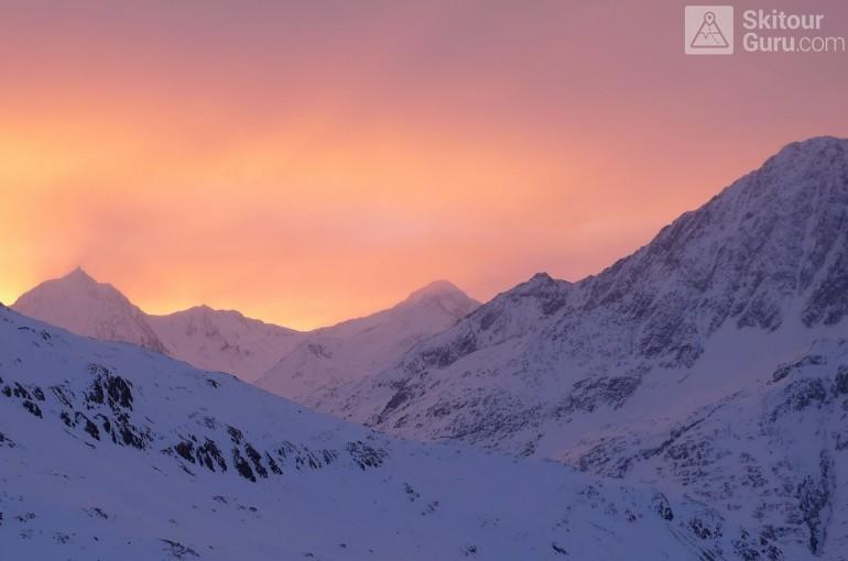 Počasí pro skialpinisty