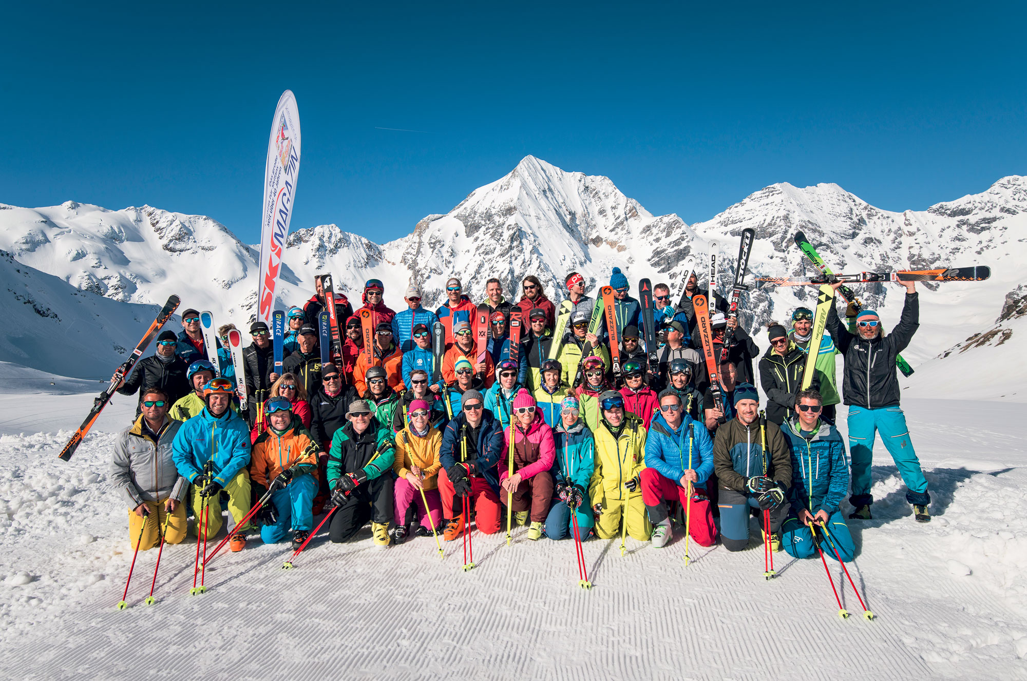 Supertest 2018–19 - největší německý test lyží