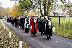 Hedon Armistice Centenary Commemoration.