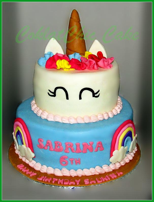 Cake My Little Pony SABRINA 20/15 cm