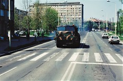 MAZ-537 Osijek Croatie / Hrvatska 1995a