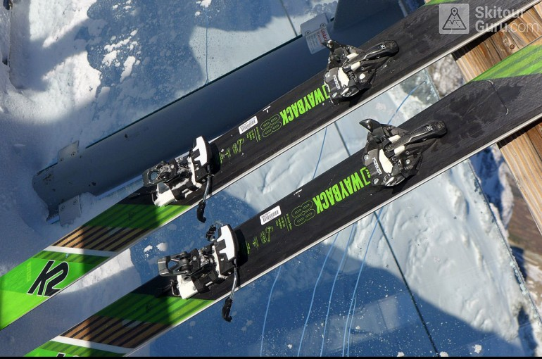 Vázání Marker Alpinist na první dojem