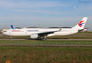 F-WWYC Airbus A330 China Eastern