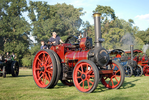 Stradbally 2018 - Marshall engine 'CI 929'
