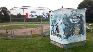 Baseball Park in Halifax, Nova Scotia