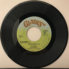 LATIMORE:KEEP THE HOME FIRE BURNIN'(RECORD SIDE-B)