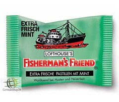 FISHERMAN'S STRONG MINT