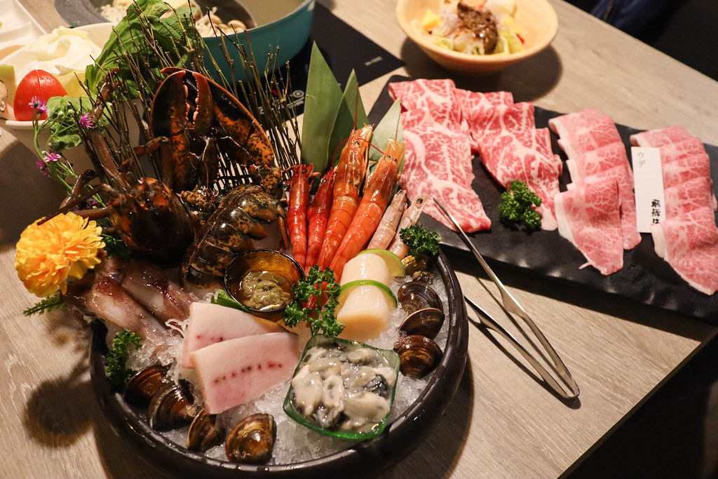 釧井 飛驒牛(海鮮鍋物) (62)