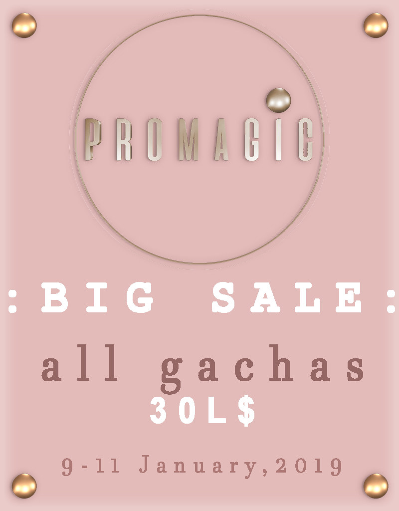 Big Sale @ PROMAGIC