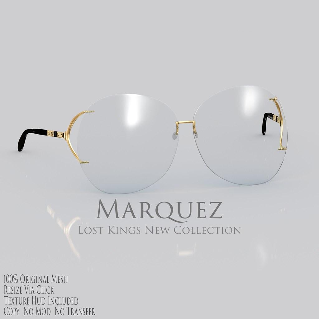 Lost Kings – Marquez Eyewear – Ad