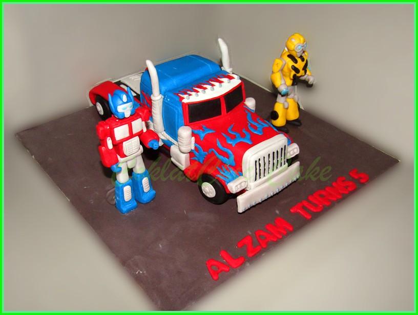 Cake Transformers 20 cm