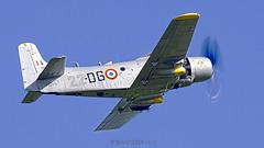 Mc Donnell-Douglas AD-4N / Société de Développement et de Promotion de l'Aviation (SDPA) / F-AZFN