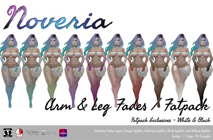Arm & Leg Fades Fatpack