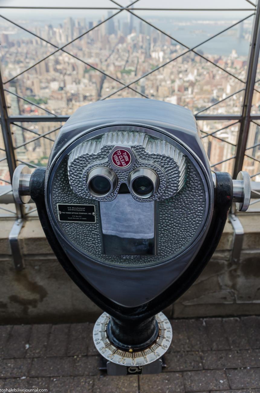 Нью-Йорк_Empire State Building-60