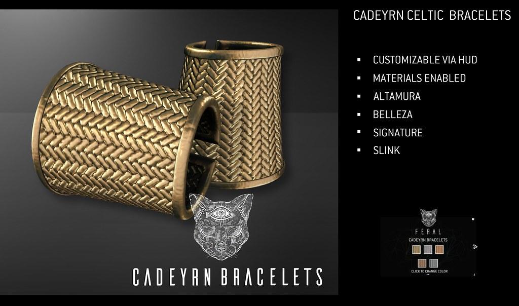 Feral – Cadeyrn Bracelet