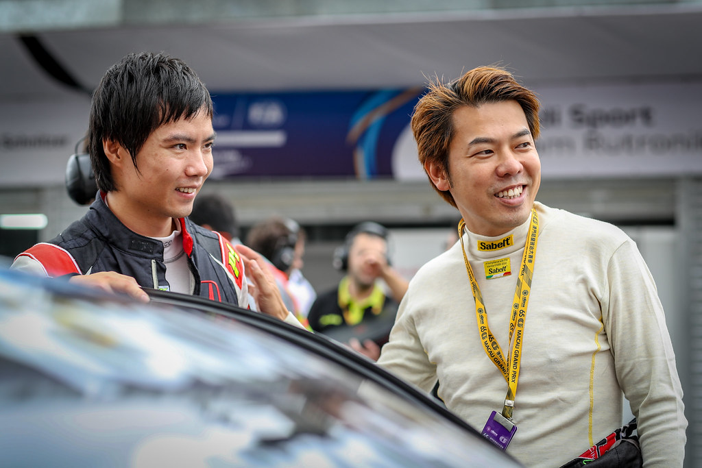 MA QINGHUA  (CHN), Boutsen Ginion Racing, Honda Civic TCR, portrait during the 2018 FIA WTCR World Touring Car cup of Macau, Circuito da Guia, from november  15 to 18 - Photo Alexandre Guillaumot / DPPI