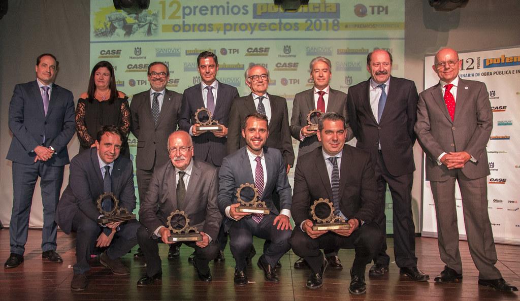 XII Premios Potencia 2018 Madrid