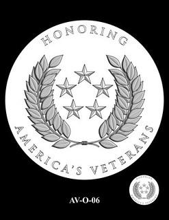 American Veterans Obverse 06