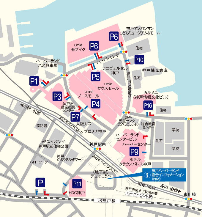 kobe-harborland-umie-parking-lot-map (1)