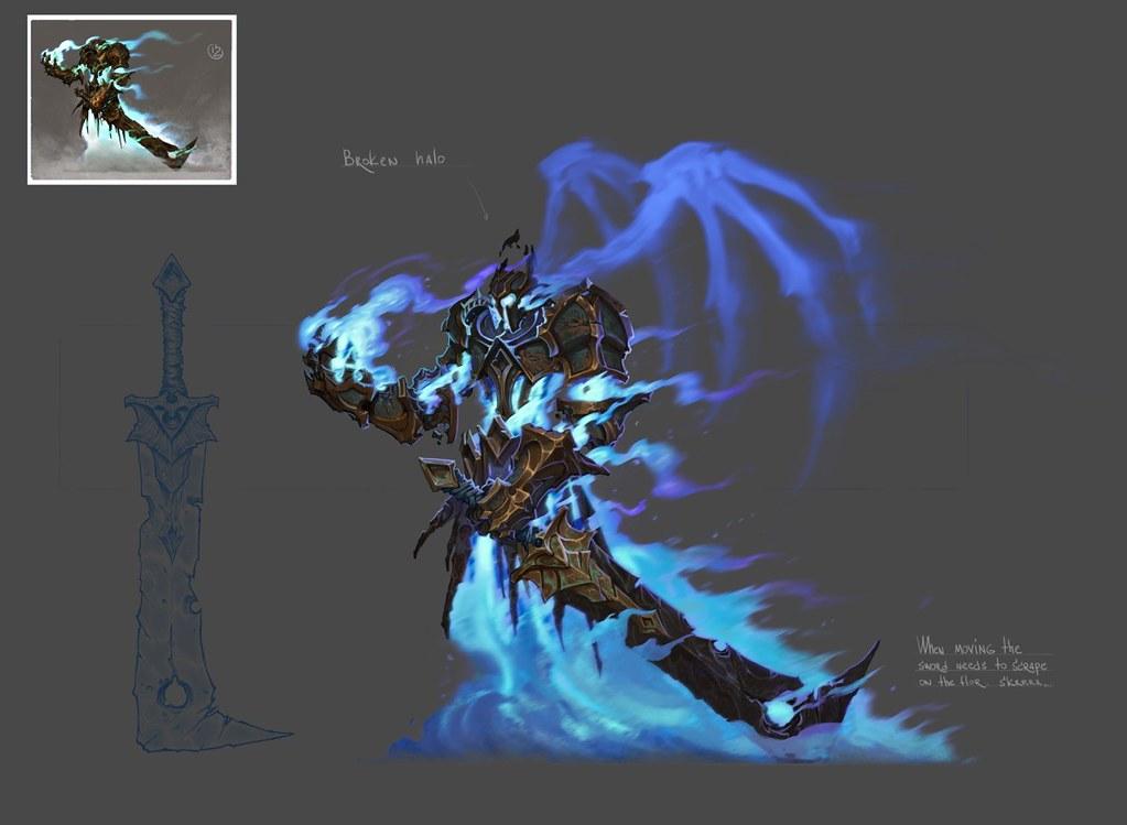 45237660144 2e4f6a187a b - Feiert mit uns den morgigen Release von Darksiders III auf PS4 mit diesen atemberaubenden Konzeptbildern