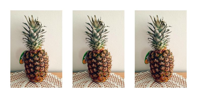 PicMonkey Collage pineapples