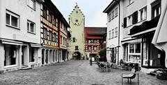 Markdorf (Baden-Württemberg, D) – Centre ville