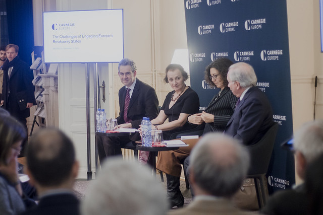 The Challenges of Engaging Europe's Breakaway States