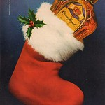 Sat, 2018-02-10 13:55 - 1983 Crown Royal Christmas Advertisement Playboy January 1983