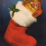 Sat, 2018-02-10 13:55 - 1983 Crown Royal Christmas Advertisement Playboy January 1983