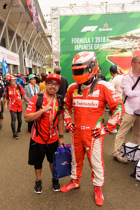 With My Hero, Kimi Raikkonen (Uhm, Close Enough!)
