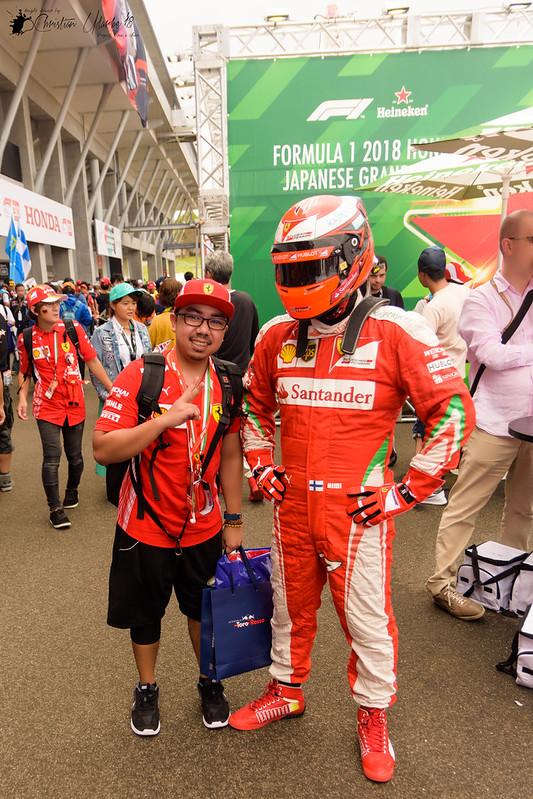 With My Hero, Kimi Raikkonen (Uhm, Close Enough!)