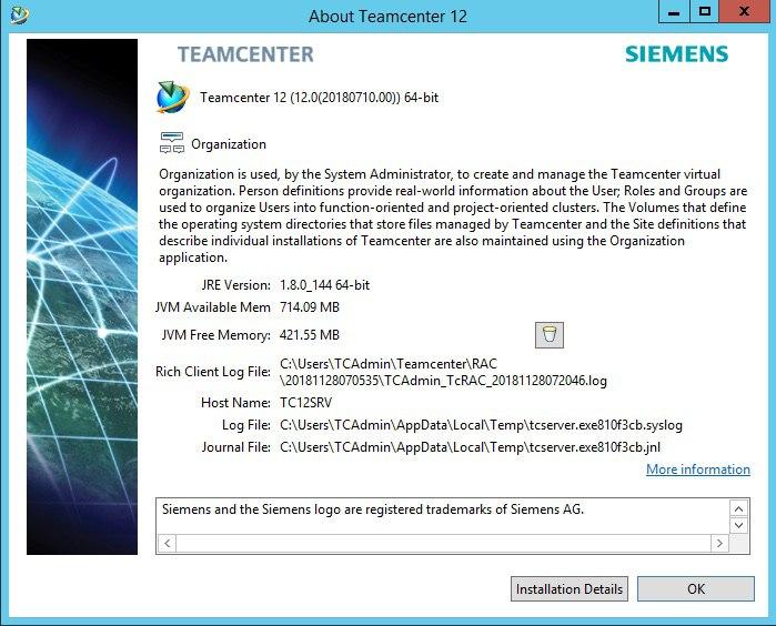 Teamcenter 12.0 20180710.00 x64 full