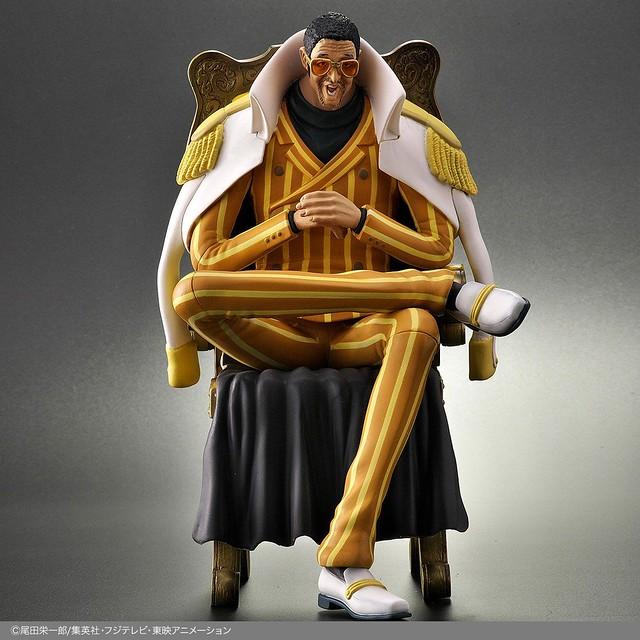 『ARCHIVE COLLECTIONS系列』 《航海王》海軍上將 「黄猿(新世界篇版本)」!ワンピースアーカイブコレクション 黄猿(新世界編)