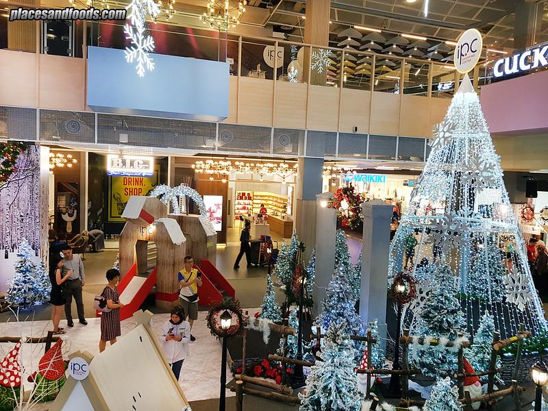 ipc christmas 2018 decoration