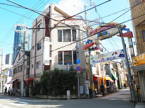 福島区・玉一総本店外観1
