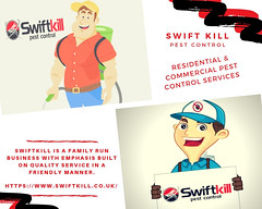 Pest Control Services - Swiftkill Pest Control