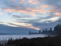 Mists of Otter Lake