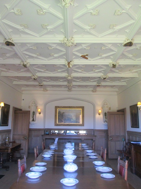 Abbotsford  Dining Room , Sir Walter Scott, Scottish Borders