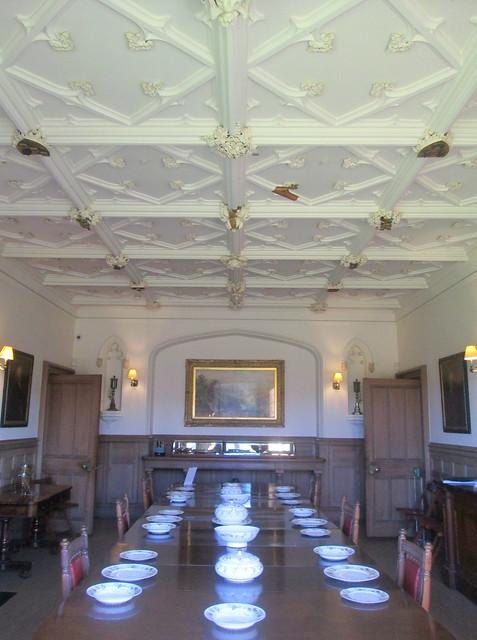 Abbotsford  Dining Room , Sir Walter Scott, Scottish Borders