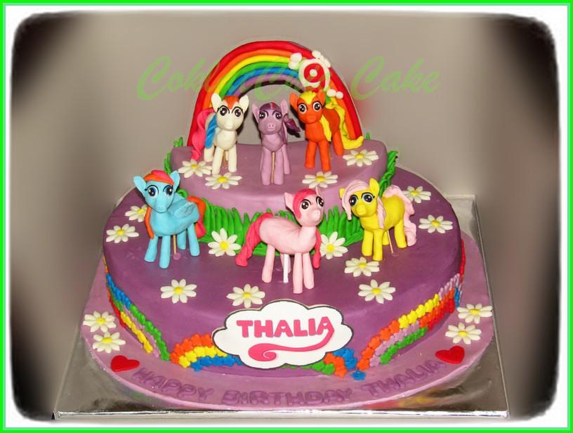Cake My Little Pony THALIA 35 cm