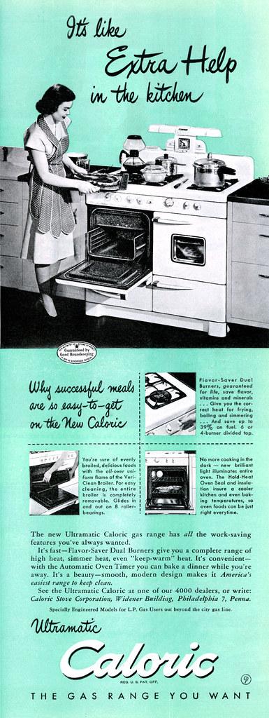 Caloric 1947
