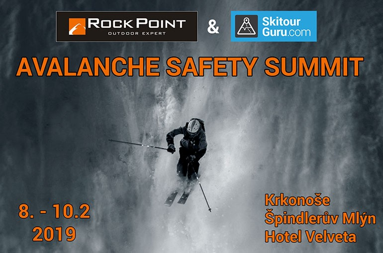 Avalanche Safety Summit v Krkonoších 8. – 10.2. 2019