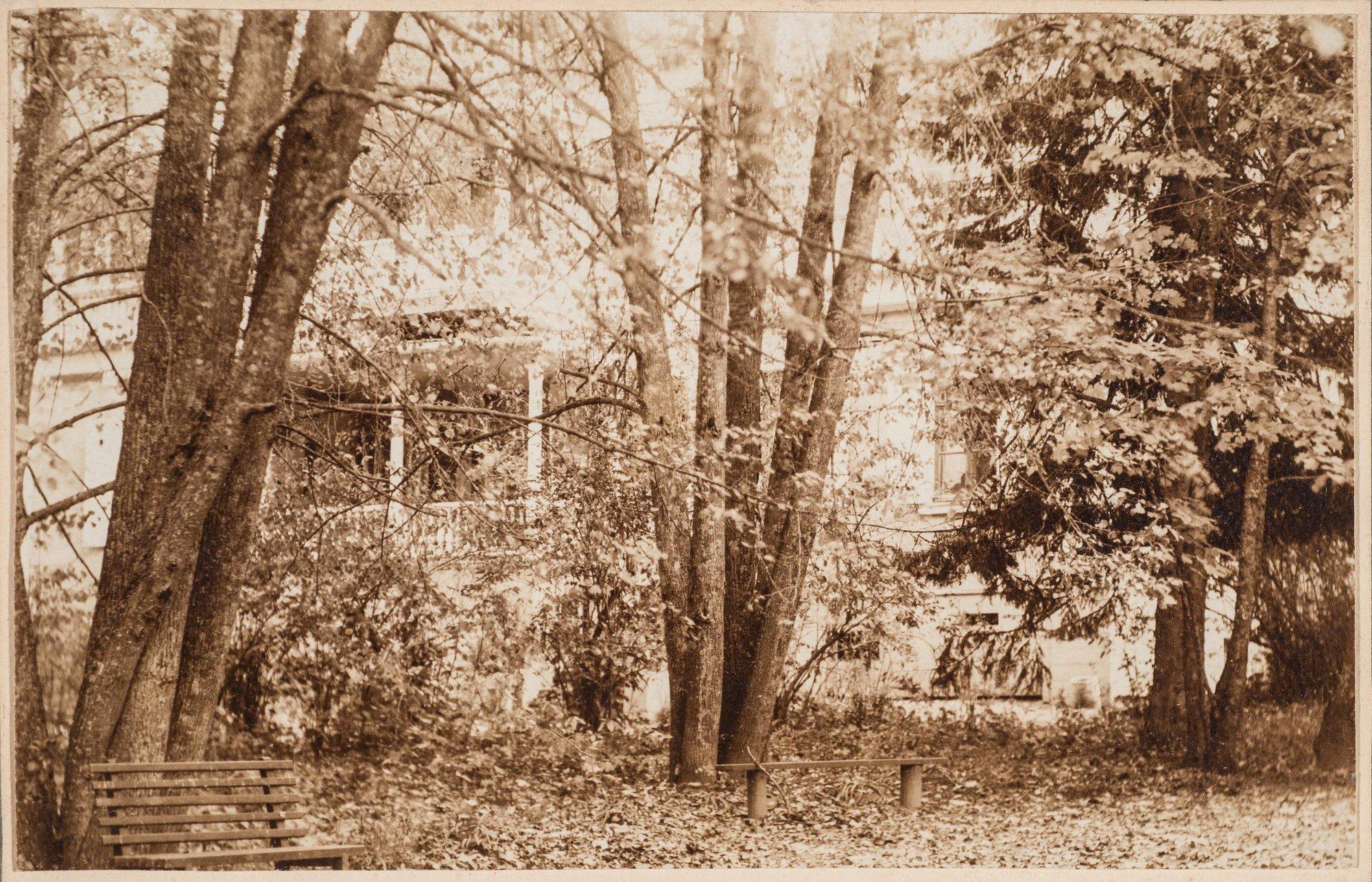 1900-е. Никольское-Размыслово. Дом