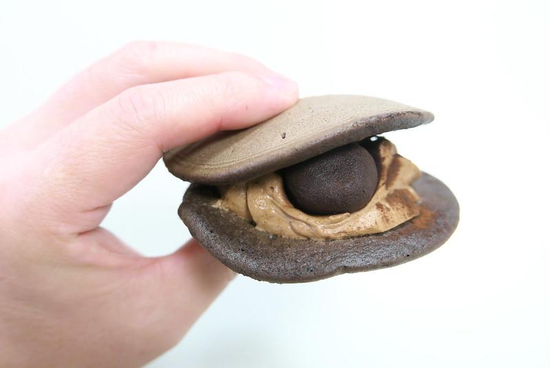 セブンイレブン 濃厚チョコパンケーキどら